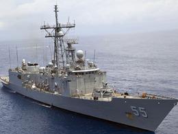 美国签署法案 将售台四艘派里级舰