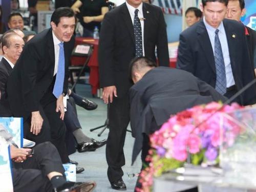 马英九外交休兵<br>台湾邦交2016将遇挑战