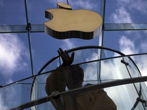 苹果创佳绩 库克迎来黄金时代