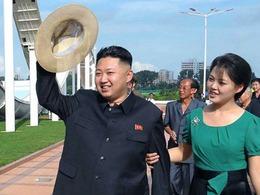朝鲜第一夫人时尚四重奏 金正恩一手打造娇妻
