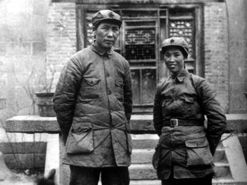 毛泽民之妻披露贺子珍对毛泽东感情