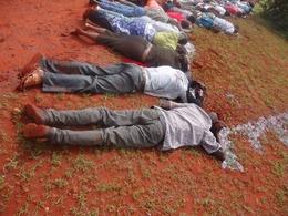 索马里青年党血洗肯尼亚公交