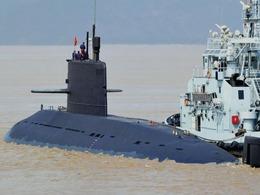 巴基斯坦将购买中国8艘潜艇[图]