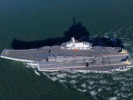 中国航母将提前完工获表彰 设备100%国产超印度