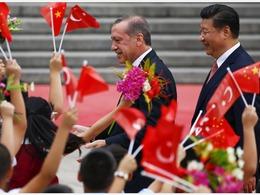 中共引库尔德解困新疆 土总统访华求放过