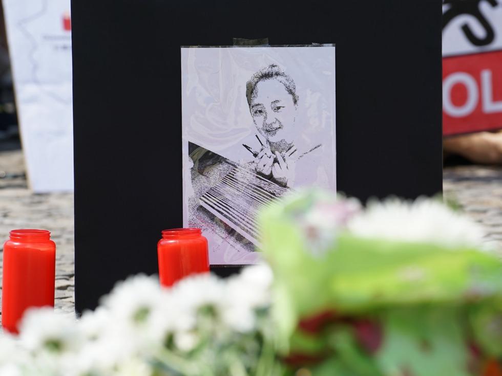转帖:罗马警方搜索失踪中国女生 华社拟悬赏寻人 - amen1523 - 雨山诗画
