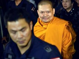泰国和尚性侵幼女 引渡回国