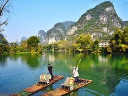 避暑 中国的11处漂流胜地