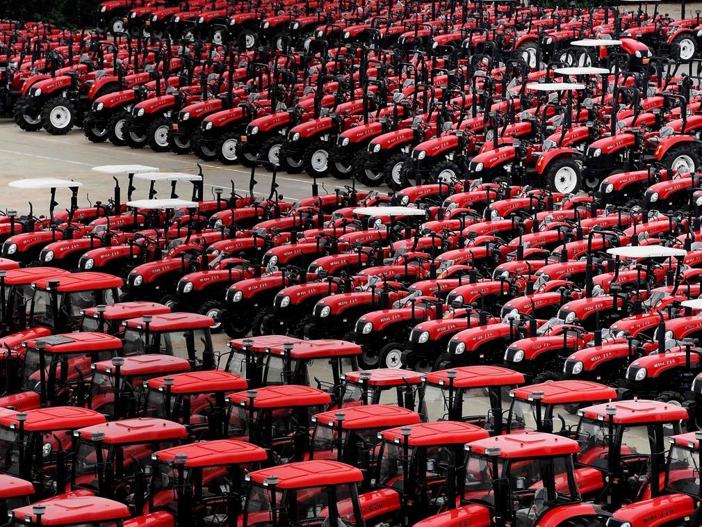北京回应中美贸易战对中国工业的影响(图)