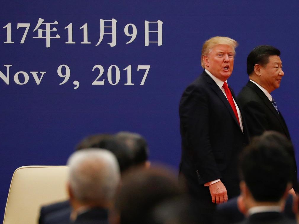 超越了贸易 美国对中国的真正敌意来自两党