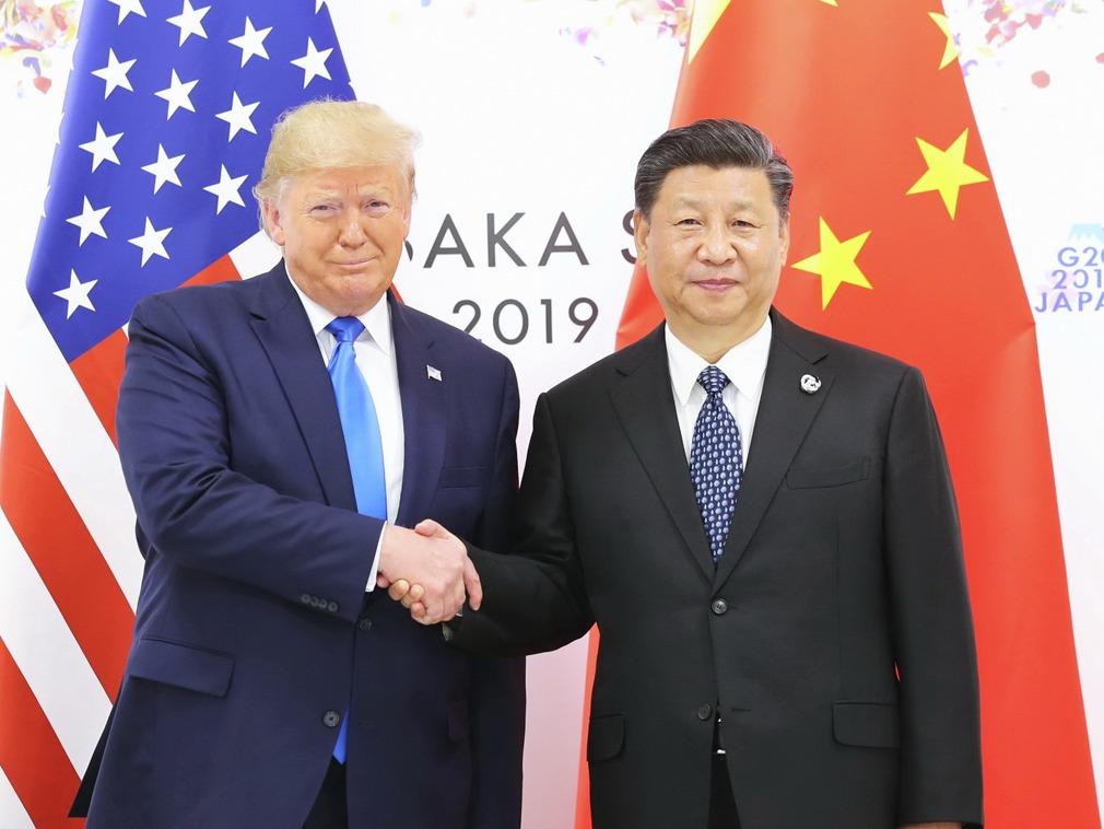 特朗普:中美将达成史上最大协议 不仅限于贸易