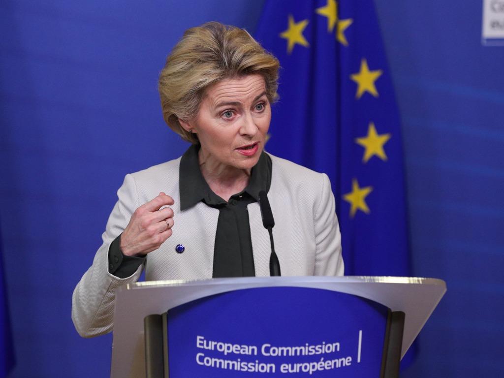 欧盟冬季峰会登场 绿色协议争议不断[图集]